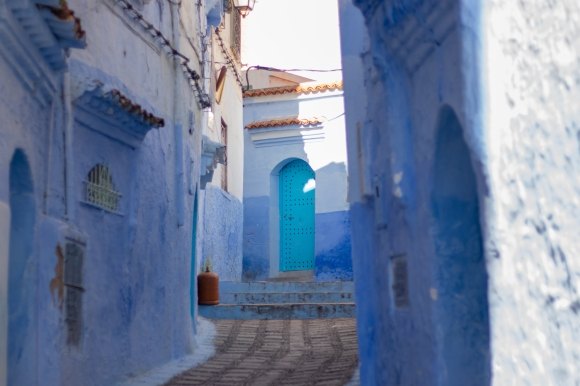 Postcard from Chefchaouen