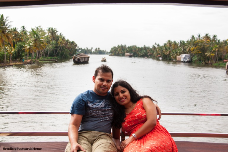 Alleppey, Kerala, India - Sending Postcards Home 10