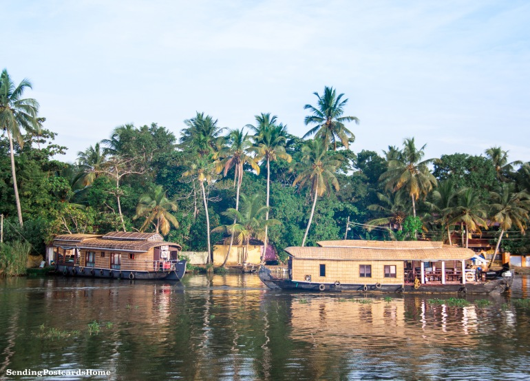 Alleppey, Kerala, India - Sending Postcards Home 15