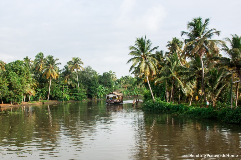 Alleppey, Kerala, India - Sending Postcards Home 17