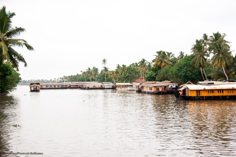 Alleppey, Kerala, India - Sending Postcards Home 18