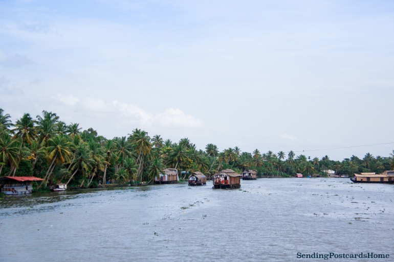 Alleppey, Kerala, India - Sending Postcards Home 5