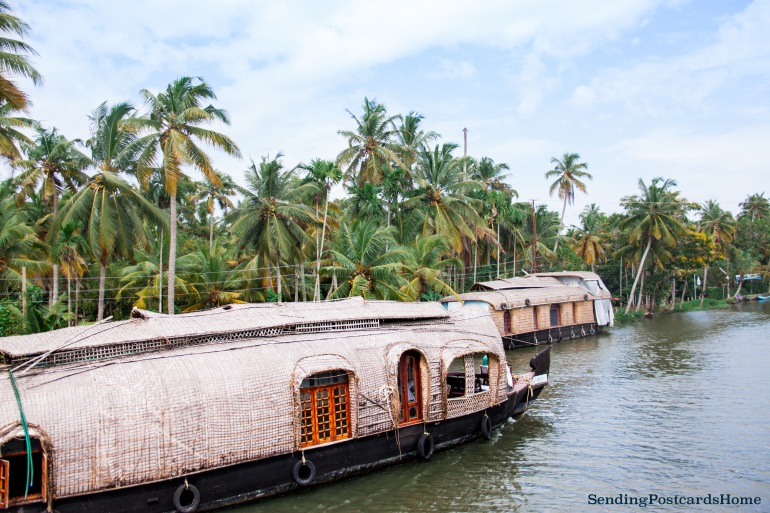 Alleppey, Kerala, India - Sending Postcards Home 8