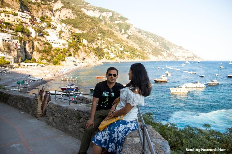 Positano, Amalfi Coast, Italy 1