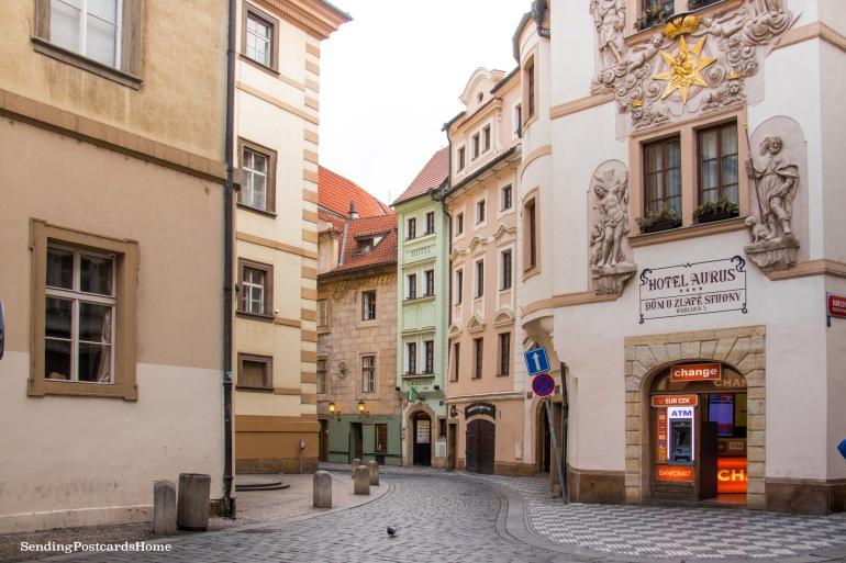 Streets of Prague 2