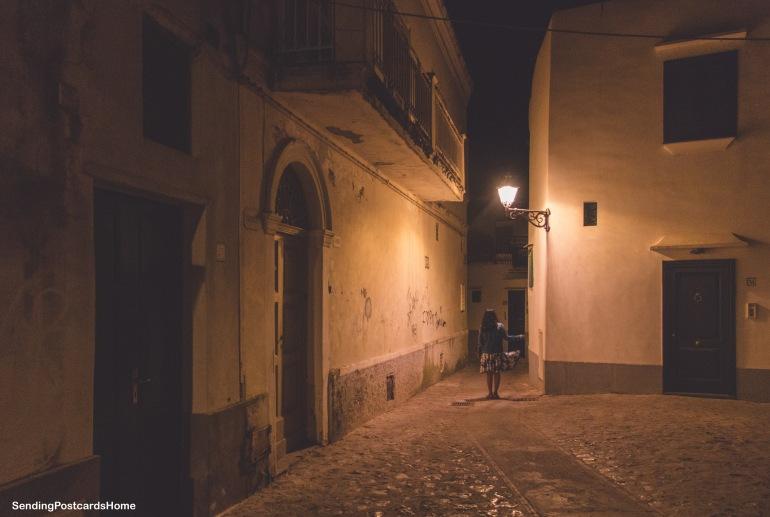 Capri, Italy - Anacapri