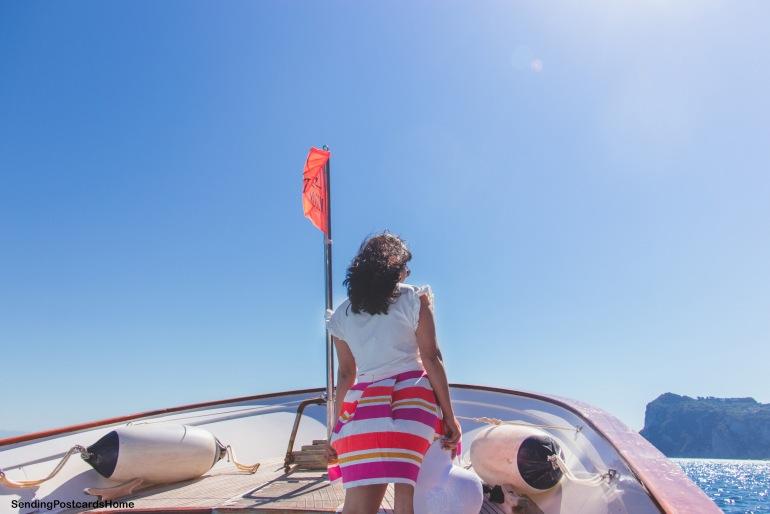 Capri, Italy - Boat ride around the island - View 4