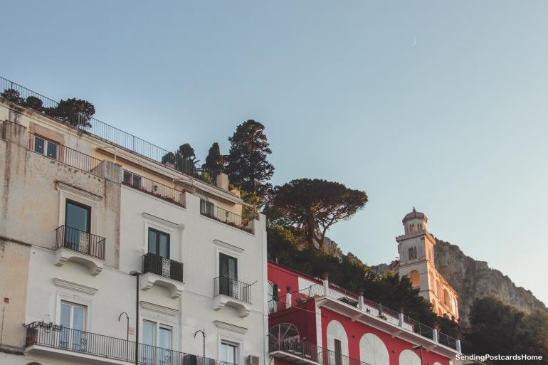 Capri, Italy - View 3