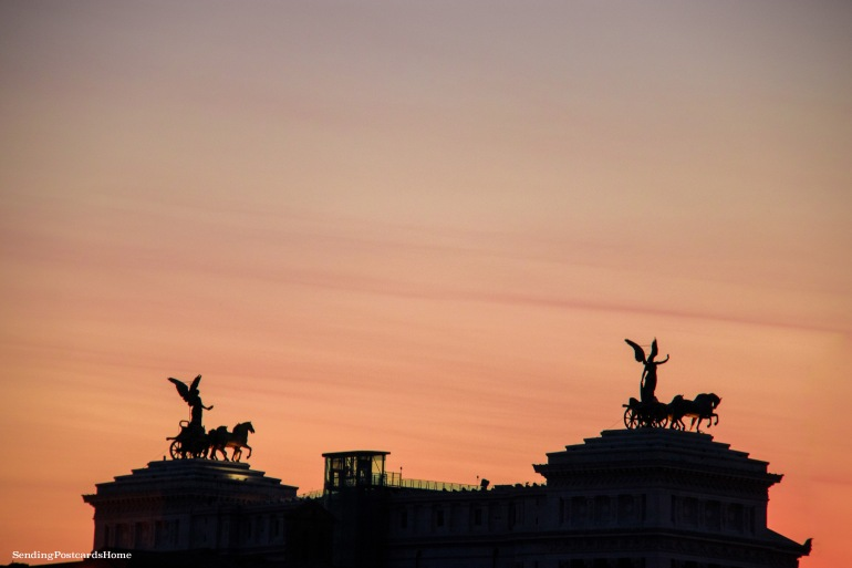 Altar of the Fatherland, Rome, Italy - Travel Blog 3