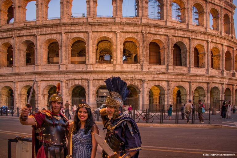 Colosseum, Rome, Italy - Travel Blog 1