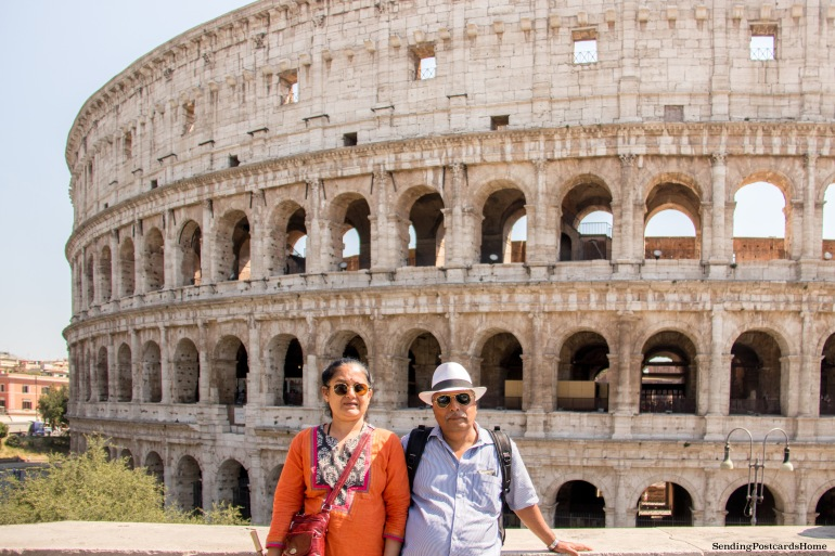 Colosseum, Rome, Italy - Travel Blog 10