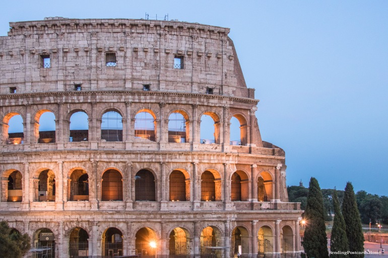 Colosseum, Rome, Italy - Travel Blog 12