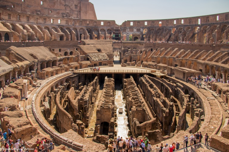 Colosseum, Rome, Italy - Travel Blog 4