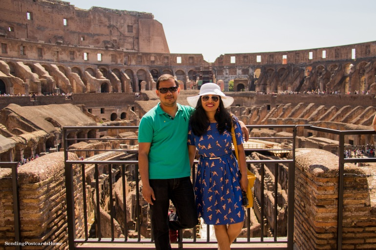 Colosseum, Rome, Italy - Travel Blog 6