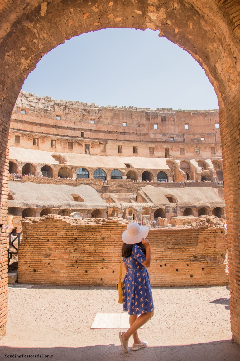Colosseum, Rome, Italy - Travel Blog 7