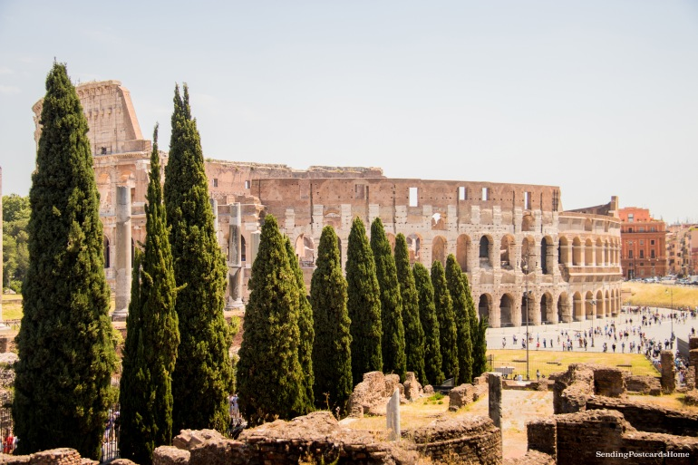 Colosseum, Rome, Italy - Travel Blog 9