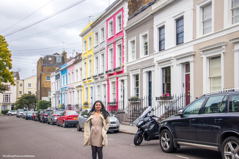 Notting Hill, London, United Kingdom - Travel Blog 2