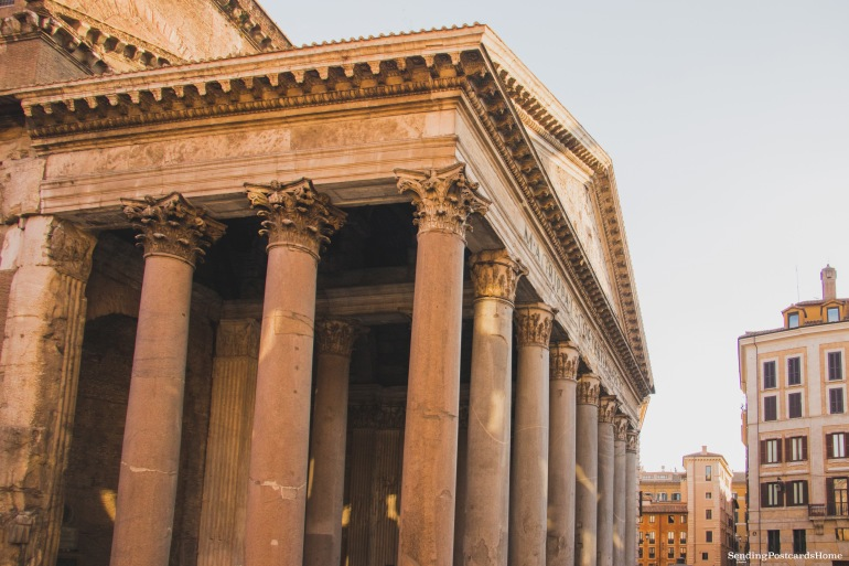 Pantheon, Rome, Italy - Travel Blog 4