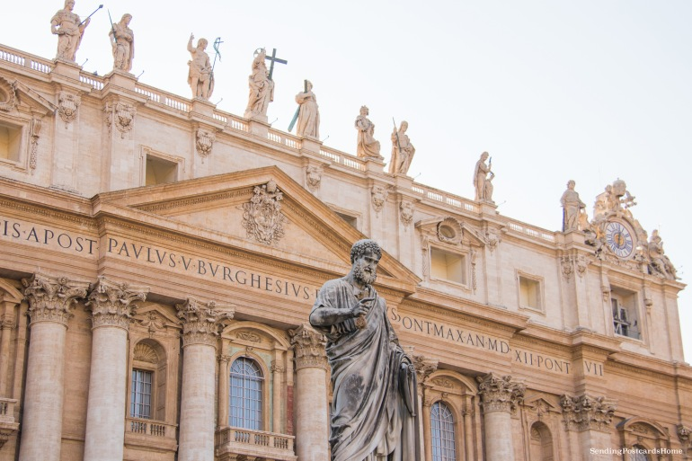 St. Peter's Basilica, Vatican City, Rome, Italy - Travel Blog 5