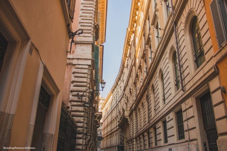 Streets of Rome, Italy - Travel Blog 4