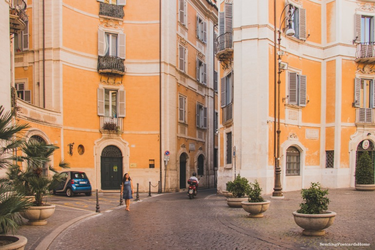 Streets of Rome, Italy - Travel Blog 7