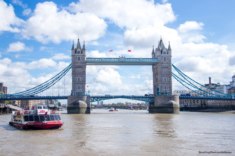 Tower Bridge, London, United Kingdom - Travel Blog 1