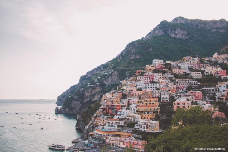 Travel to Positano, Amalfi coast, Italy 12