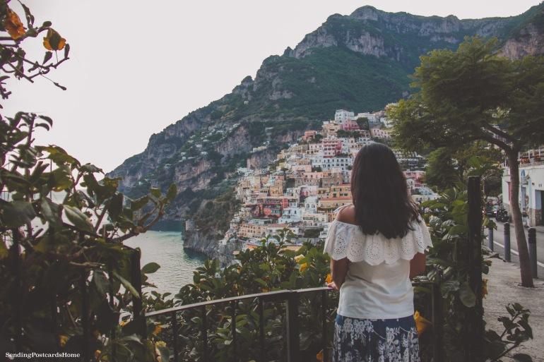Travel to Positano, Amalfi coast, Italy 16