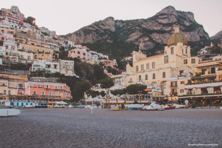 Travel to Positano, Amalfi coast, Italy 22