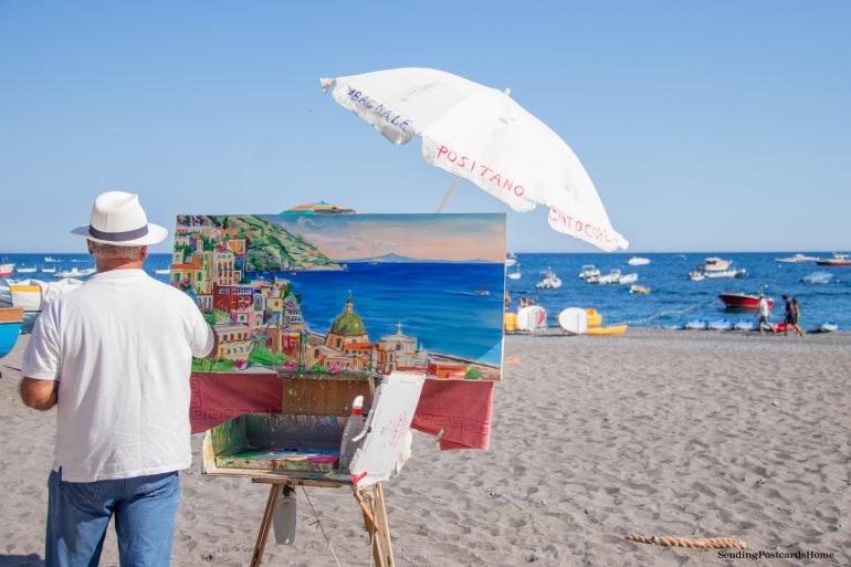 Travel to Positano, Amalfi coast, Italy 3
