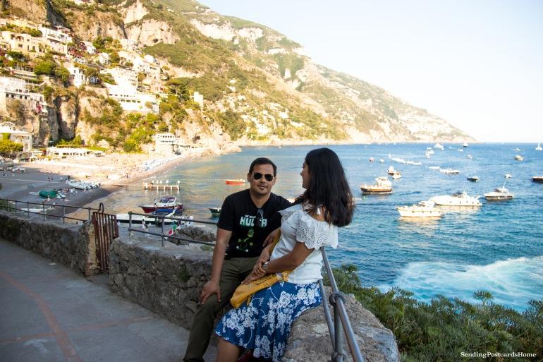 Travel to Positano, Amalfi coast, Italy 6