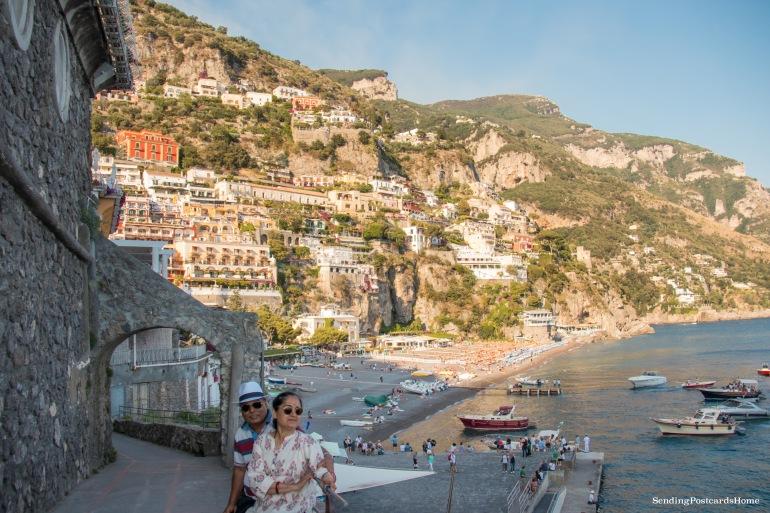 Travel to Positano, Amalfi coast, Italy 8