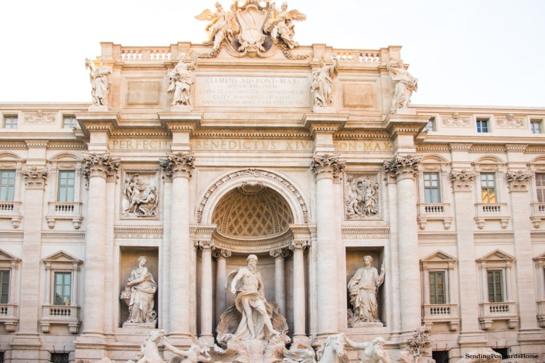 Trevi Fountain, Rome, Italy - Travel Blog