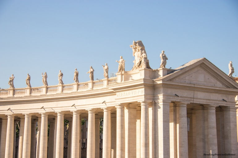 Vatican City, Rome, Italy - Travel Blog 1