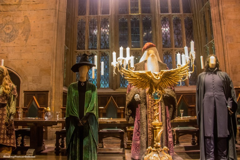 Warner Bro Studio, Harry Potter, London, United Kingdom - Travel Blog 1