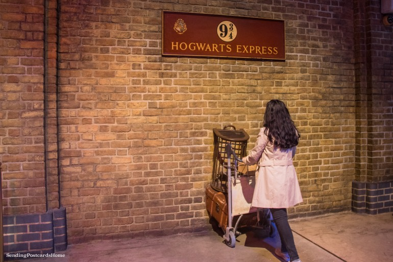 Warner Bro Studio, Harry Potter, London, United Kingdom - Travel Blog 4