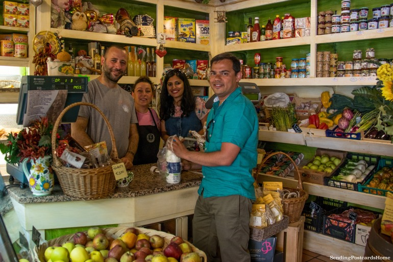 Chianti, Tuscany, Italy - Street View, Shops - Travel Blog 1