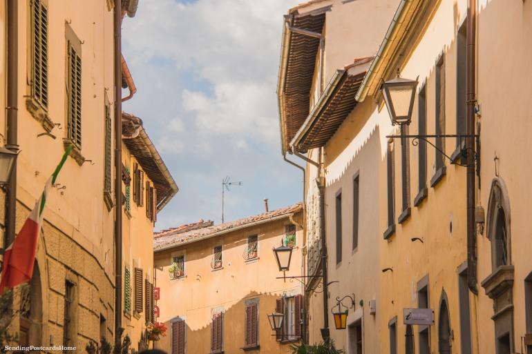 Chianti, Tuscany, Italy - Street View - Travel Blog 1