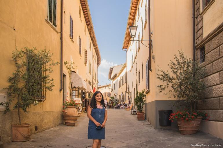 Chianti, Tuscany, Italy - Street View - Travel Blog 2