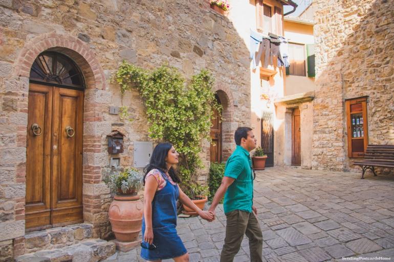 Chianti, Tuscany, Italy - Street View - Travel Blog 4