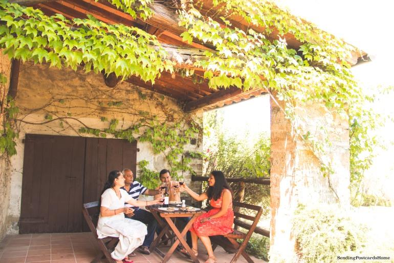 Chianti, Tuscany, Italy - Tuscan Villa - Travel Blog 3