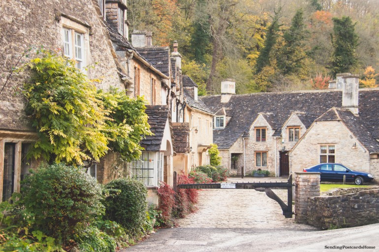 Castle Combe, Cotswold, UK - Travel Blog 10