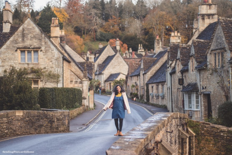 Castle Combe, Cotswold, UK - Travel Blog 2