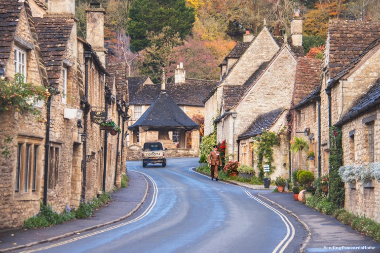 Castle Combe, Cotswold, UK - Travel Blog 8
